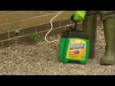 Ready to Use | Video | Roundup Weedkiller