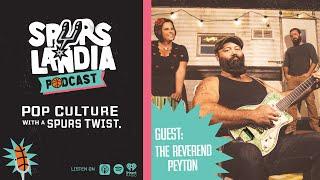Spurslandia Episode 16:  The Reverend Peyton on their #1 blues album, incredible live shows & more