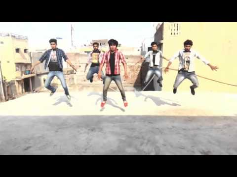 Dance On Awaj Vadhav DJ By Energy Dance Crew.