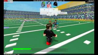 An Epic Beating on old football legends ROBLOX