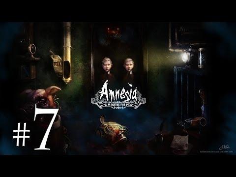 Amnesia Machine for Pigs - Parkour [Ep.7]