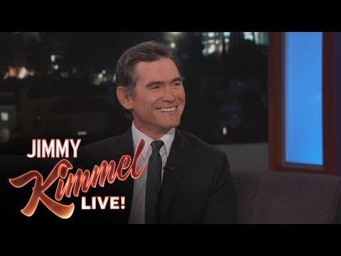 Billy Crudup Asks Jimmy Kimmel For a Better Nickname