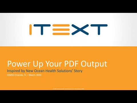 Power Up Your PDFs With IText DITO, Our Low-code Document Generator