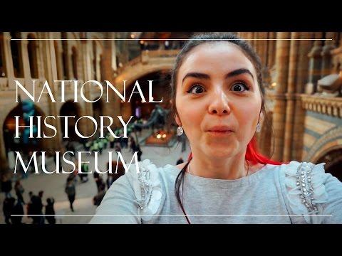 CC ♡ National History Museum, London
