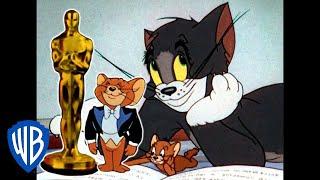 Tom y Jerry en Español Latino America | Premio a la academia de cortometrajes. Vol I | WB Kids