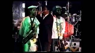 Frankie Paul Live in Birmingham 1987 Mashing Up The Dance Part One