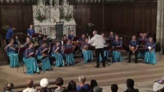 "Silver Strings - ""Tanz""  extrait de ""Carmina Burana"" (K. Orff)"