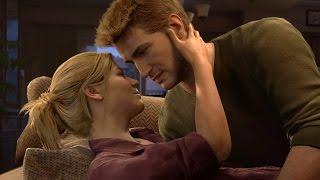 Exploring Nathan Drake's House (Uncharted 4) 1080p HD