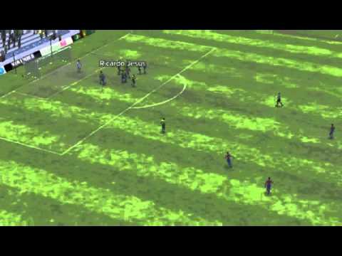 Cuiab� x Fortaleza - Gol de Ricardo Jesus 74 minutos