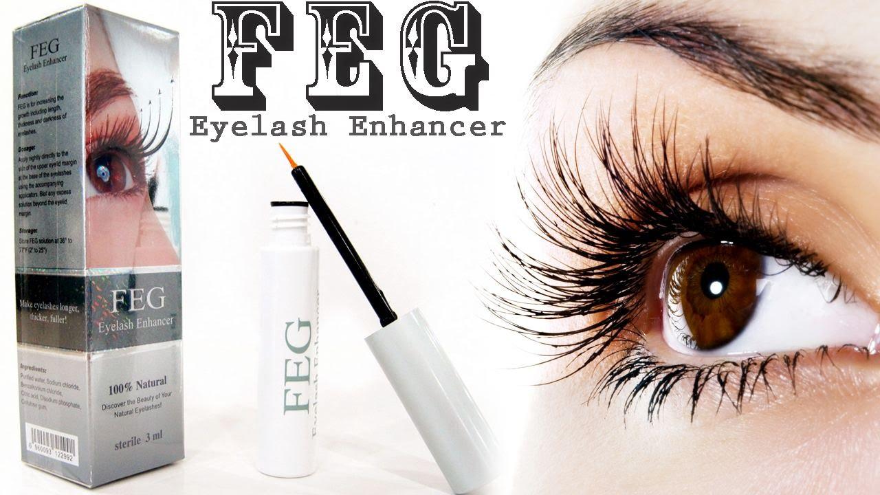 <b>Feg</b> Eyelash <b>Enhancer</b>: натуральное средство или сыворотка ...