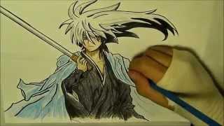Drawing Nura from Nurarihyon no mago [ ぬらりひょんの孫 ]