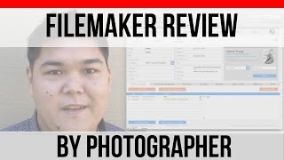 FileMaker Review by Photographer | FileMaker Pro Review Video …