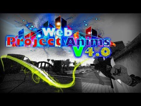 --=(Project Web Anims V4.0: O MELHOR PED.IFP Para GTA SA Que Podes ENCONTRAR!(Pack De Animações)