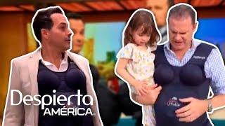 Baixar Alan Tacher y Carlos Calderón 'embarazados' por un día | Dr. Juan