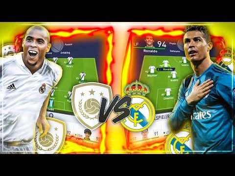 ICONS VS ZUKÜNFTIGE ICONS!! ⚡️ WER HOLT MEHR TITEL!?? 🏆⚽️🧐  FIFA 18 Experiment