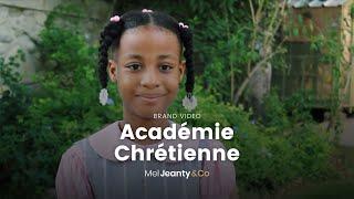 Bienvenue à l'Académie