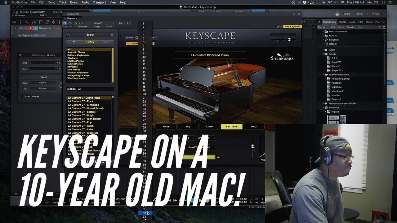 keyscape keygen mac