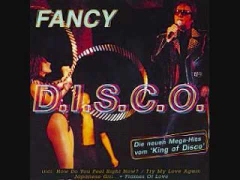 Клип Fancy - Disco (Lust for Life)