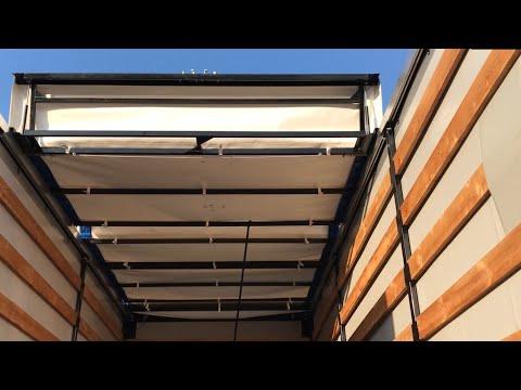 Новая ALK (АЛ) сдвижная крыша для а/м ГАЗель, ГАЗон и любых иномарок