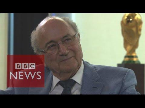 Sepp Blatter (FULL) interview - BBC News