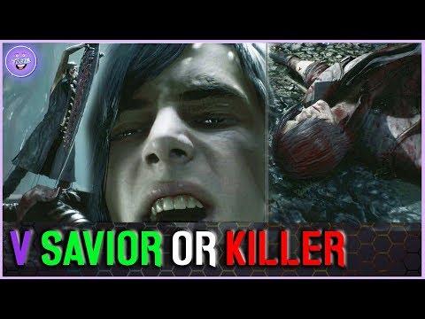 Devil May Cry 5 KILLER OR SAVIOR ? thumbnail