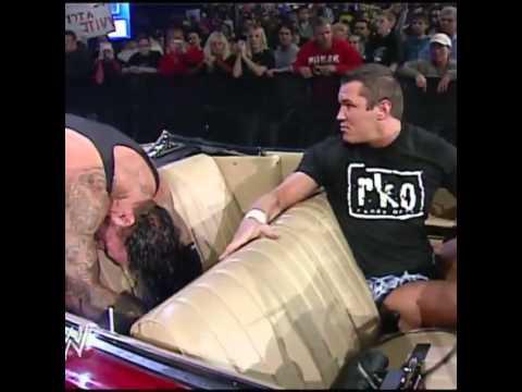 WWE Randy Orton Kills The Undertaker - YouTube