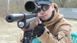 Пневматическа РСР винтовка Кросман Бенджамин Мародёр. Air Gun PCP.  Обзор от Рэя.