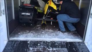 Алюминиевые прицепы для снегохода, квадроцикла или багги