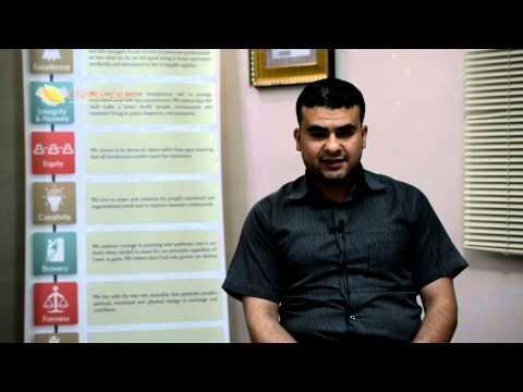 Shadi Rahma - Mini MBA in Practice Graduate Tetimonial