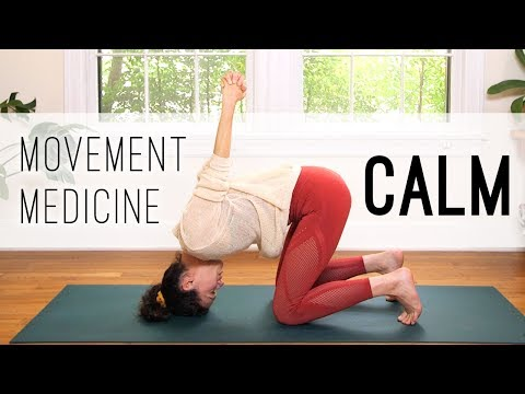 Movement Medicine Calming Practice Yoga With Adriene