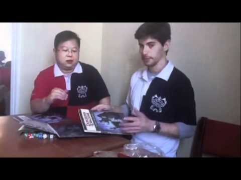 Videocast RPGArautos - Unboxing o Book of Vile Darkness
