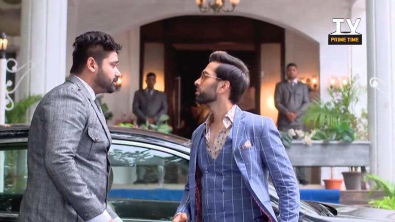 Khanna Jail में Shivaay और Tej का War लेगा एक ...