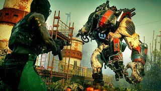 """RAGE 2 Gameplay """"Monde Ouvert"""" (2019) PS4 / Xbox One"""