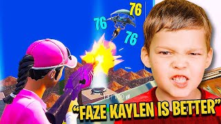 Fortnite Zone Wars in Playground Fills (11 YEAR OLDS)