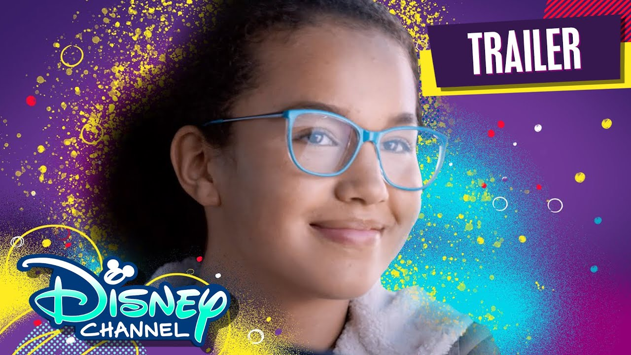 Download Official Trailer 🎥   Back of the Net   Disney Channel