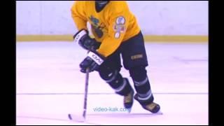 Видео как профессионально кататься на коньках. Урок 7. Быстрые повороты и переходы(, 2016-01-10T15:41:42.000Z)