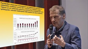 TYÖLLISYYSTAVOITTEET & ULOSOTTOJÄRJESTELMÄ - Tohtori Pekka Tiainen
