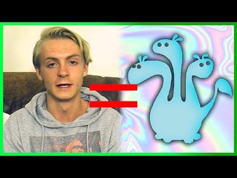 Hydra FACE REVEAL! Hydra är en mobbare? Tejbz gör svensk kanal!