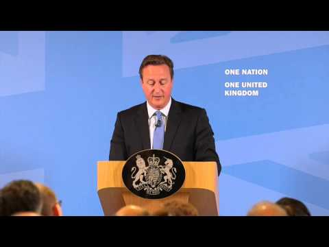 Prime Minister: my vision for a smarter state