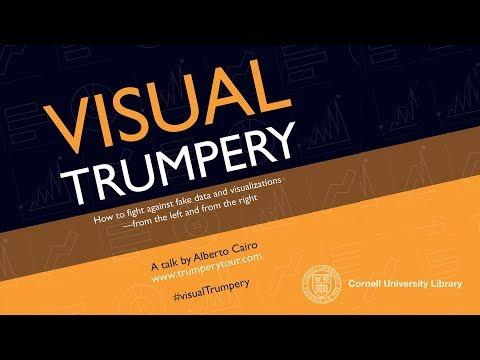 Visual Trumpery by Alberto Cairo