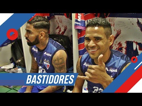 Bastidores | Fortaleza 2x1 Boa Esporte/MG | Série B 2018 | TV Leão