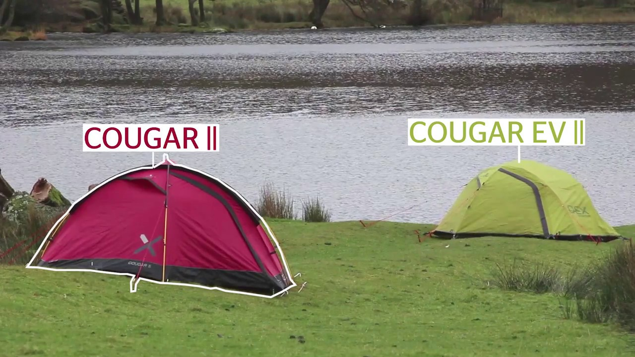 OEX Cougar II Tent & OEX Cougar II Tent - YouTube
