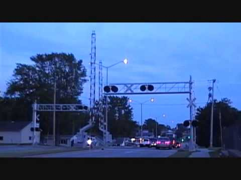 Wisconsin & Southern Railroad JMR Train Chase Part II