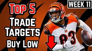 Top 5 Players You Need to Trade For - 2018 Fantasy Football - Week 11