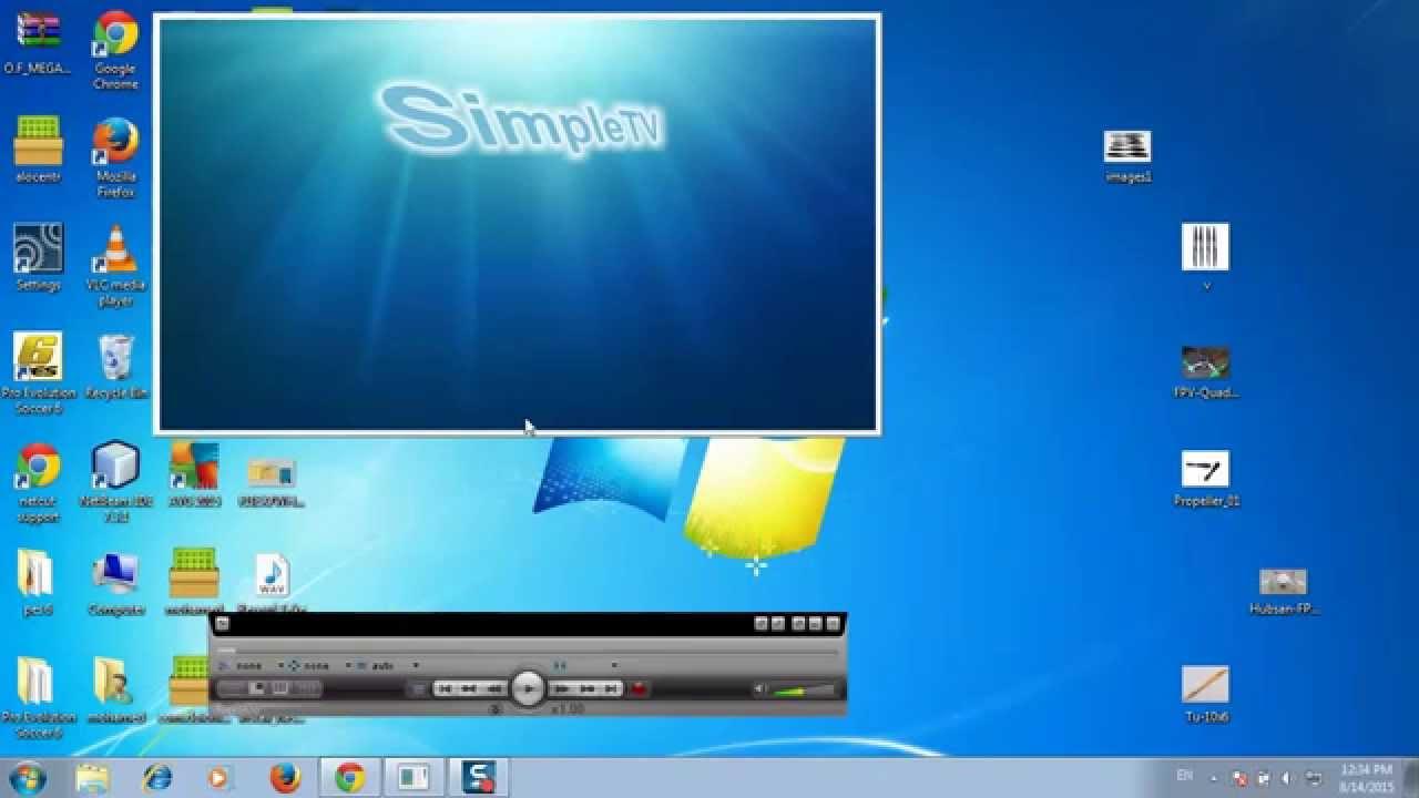 تحويل روابط البث المباشر الى RTMP وتشغيلها على Simple Tv - - vimore org