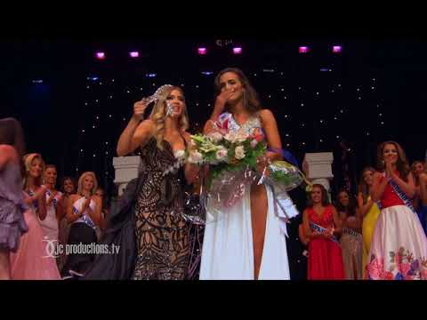 2018 Miss Louisiana USA Crowning - Lauren Vizza