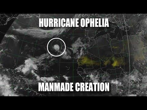 Hurricane Ophelia: Manmade Creation