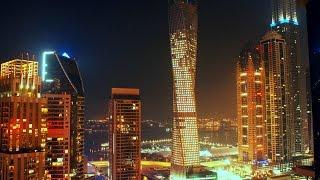 Alain Robert, escala el edificio en espiral más alto del mundo