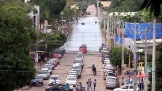 Cheia do Rio Madeira | 1º.04.2014 SUB-BACIA HIDROGRÁFICA【S.RIO】