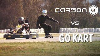 Custom Carbon GT vs Go Kart